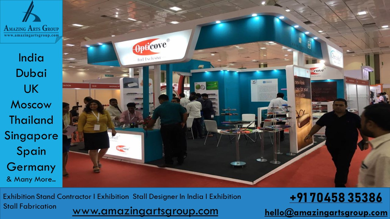 Exhibition Stall Fabricators In Germany : Exhibition stall design