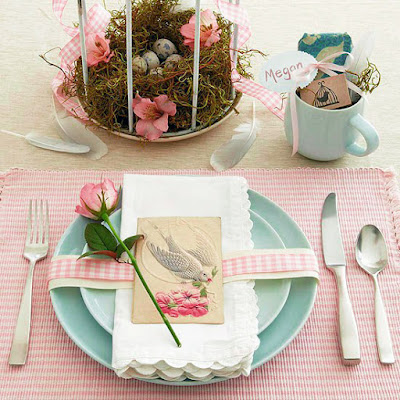 Top # 40+ Easter Table Decorations Ideas