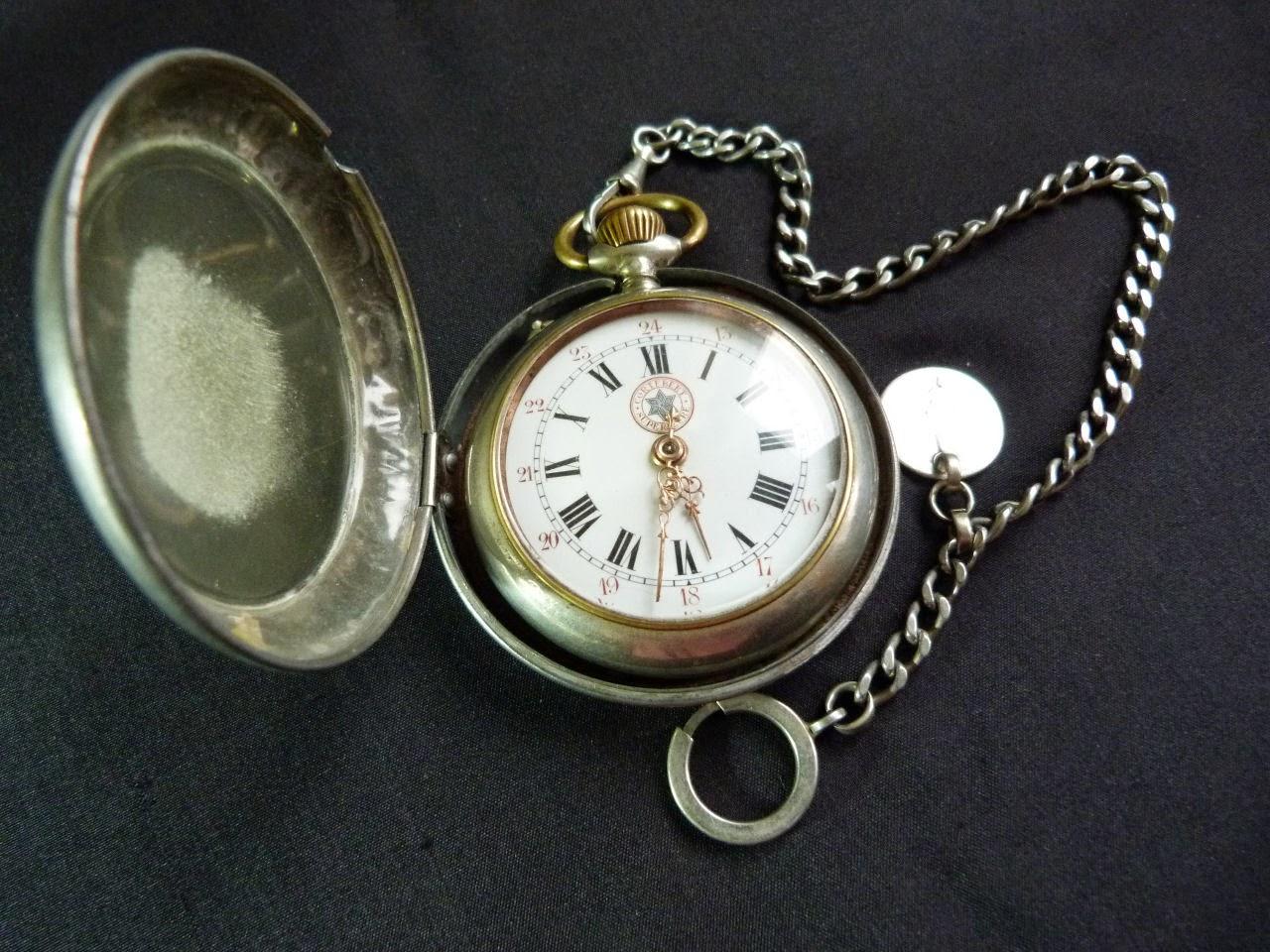 montres anciennes et de collection: montre de gousset ...