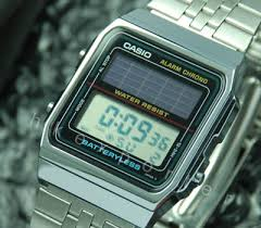 3 Classic Casio Watches