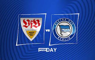 Stuttgart vs Hertha Berlin – Highlights