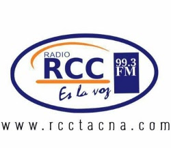 Radio RCC 99.3 FM - Tacna, Tacna en vivo