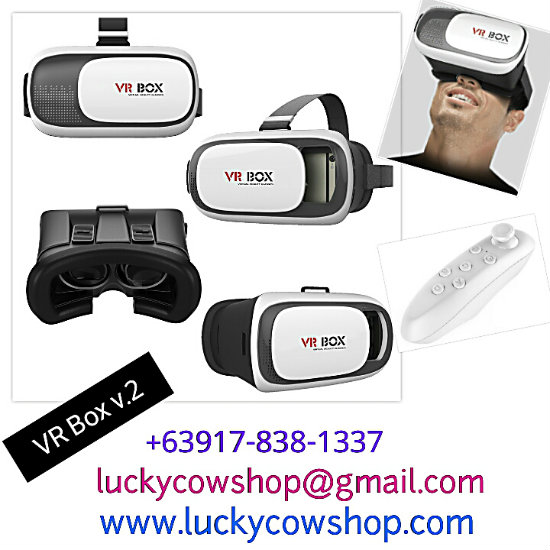 vr box headset for sale philippines
