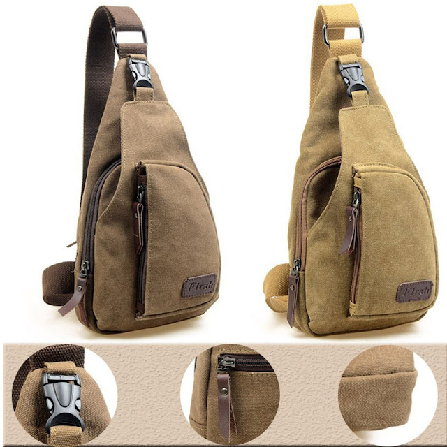 Bodypack Bag Tas Selempang Pria / Men Sling Shoulder Bags