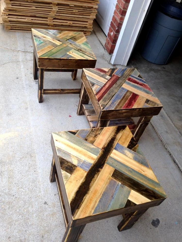 Pallet Table To Inspired Your Living Room Pallets Platform