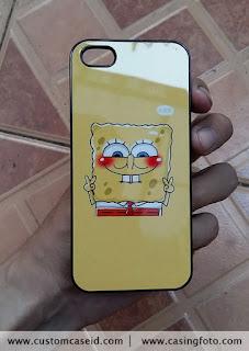 custom case spongebob softcase hardcase