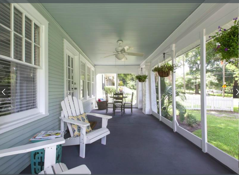 Sears House Seeker: Sears Sunbeam in Orlando, Florida on house plans with wrap around porch, cabin plans with sleeping porch, home with sleeping porch, house plans with screened porch, house plans for homes built on a slope, waterfront house plan with porch,