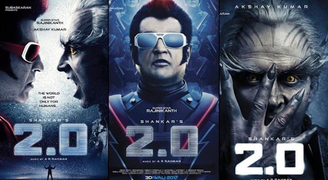 Robot 2 (2.0) Full Movie Download