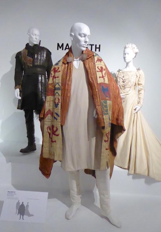 Michael Fassbender Marion Cotillard Macbeth costumes