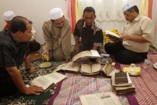 482 Manuskrip Aceh Telantar