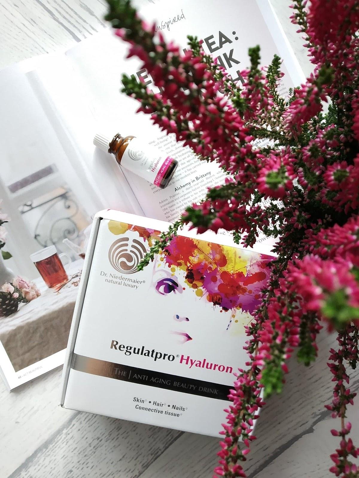 Regulatpro Hyaluron- piękno w butelce