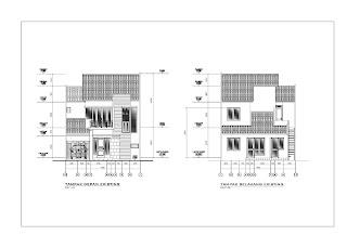 image Fasad Rumah eksisting 1