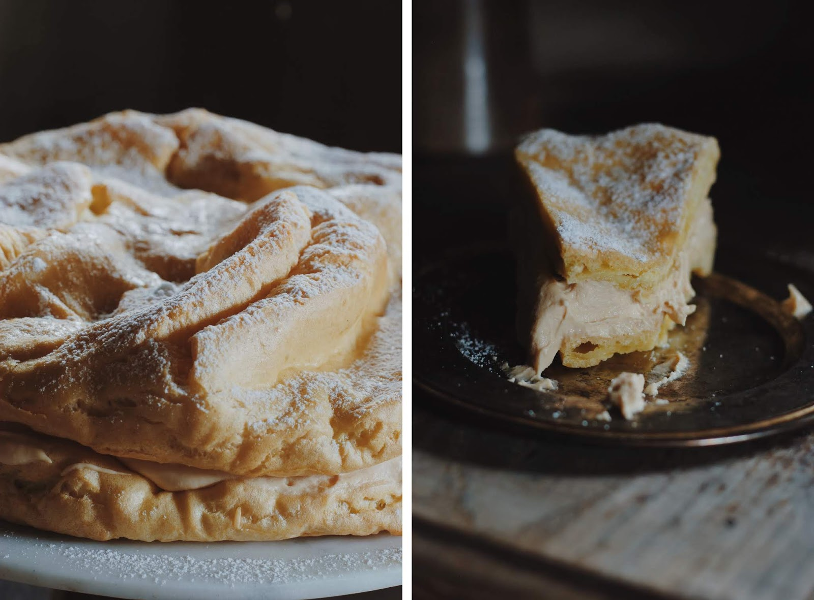 Bezglutenowe ciasto ptysiowe