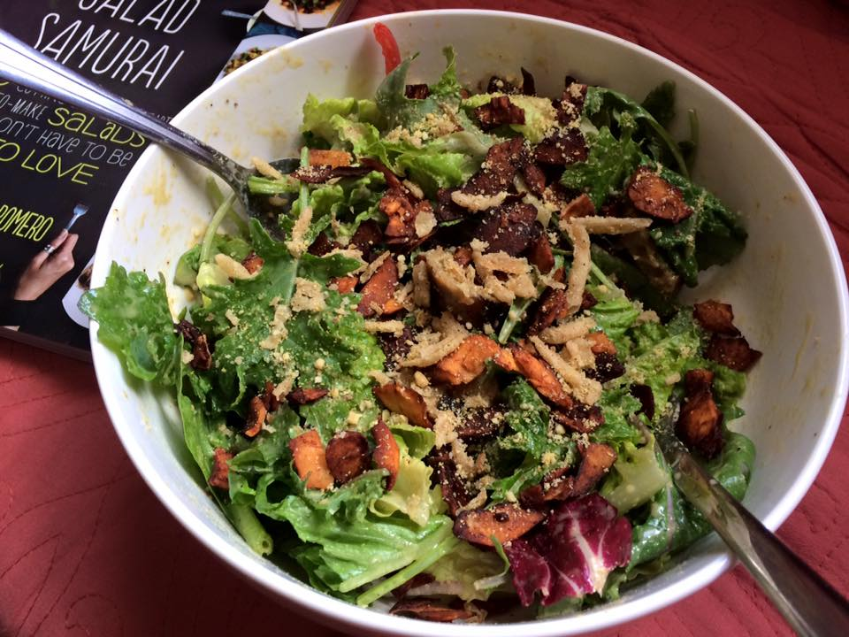 broccoli coleslaw salad recipe