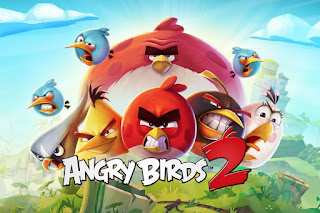 تحميل لعبة Angry Birds 2 نقود لاتنتهي اندرويد