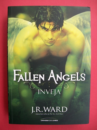 Inveja - Fallen Angels 3 - J.R. Ward