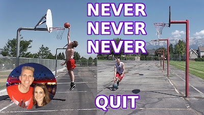 Tim McGaffin II - Never Never Never Quit