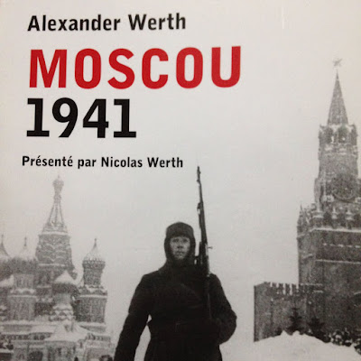LACN - Moscou 1941 par Alexander Werth