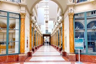 Paris : Galerie Colbert, l'original et la copie, histoire d'une restauration impossible, d'une reconstruction polémique - IIème