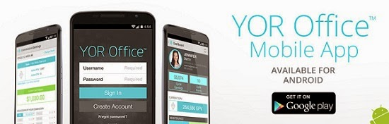 yor office mobile app
