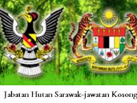 Jawatan Kosong Terkini di Jabatan Hutan Negeri Sarawak 15 Ogos 2016