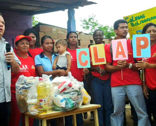 Suspenderán por tres meses a beneficiarios de los CLAP que critiquen al gobierno