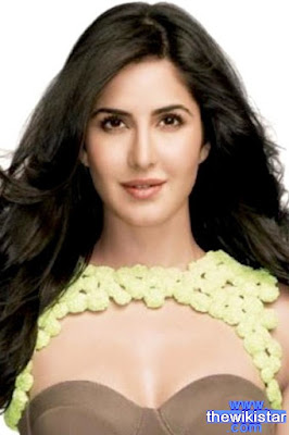 The life story of Katrina Kaif, actress and fashion model British - Indian.