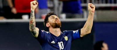 Lionel Messi Anataka Kuhamia Ligi Kuu ya Marekani