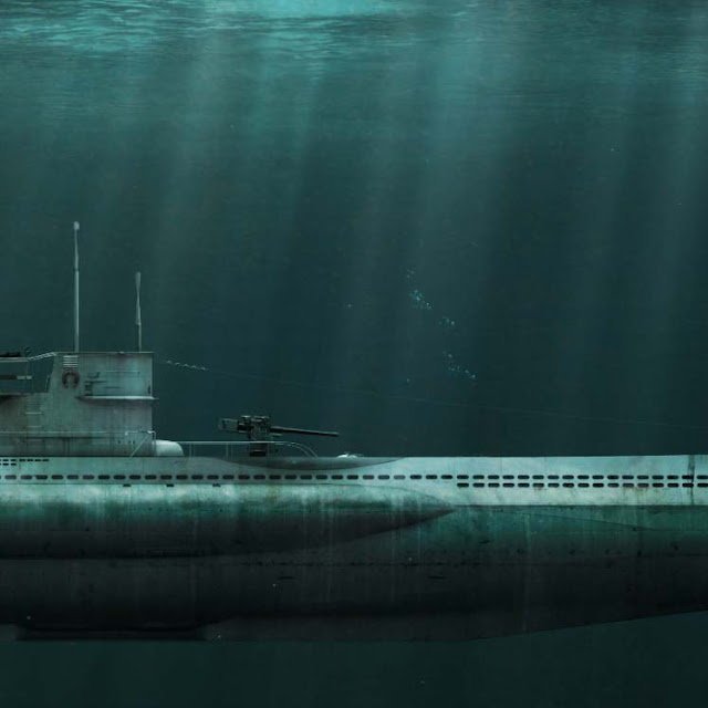 Submarine Wallpaper Engine