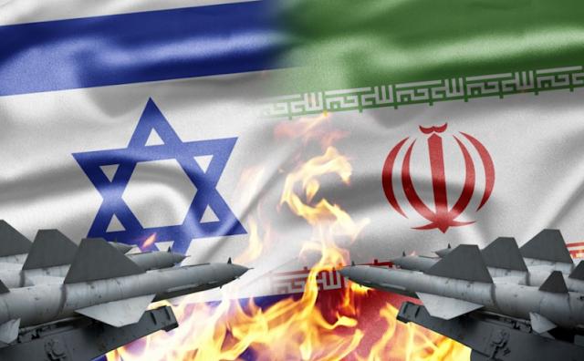 Tanda Perang Dunia Ketiga - Israel Dan Iran