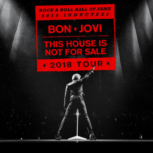 Bon Jovi's Coming to Denver