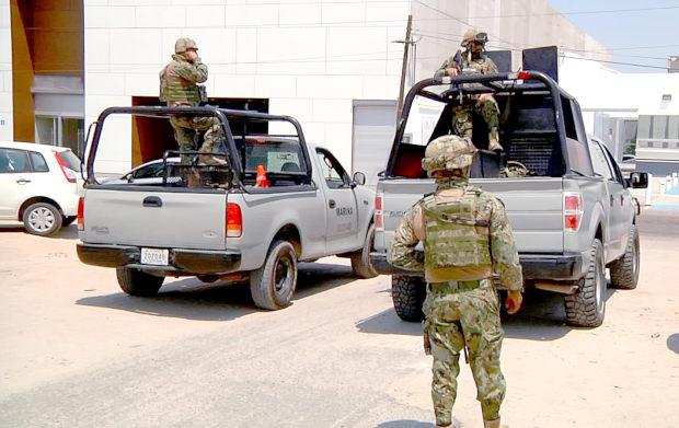 15 custodios se niegan a entrar a penal tras miedo por amenazas del CJNG tras enfrentamiento con el CDS mataron a muchos de sus sicarios y tienen el poder
