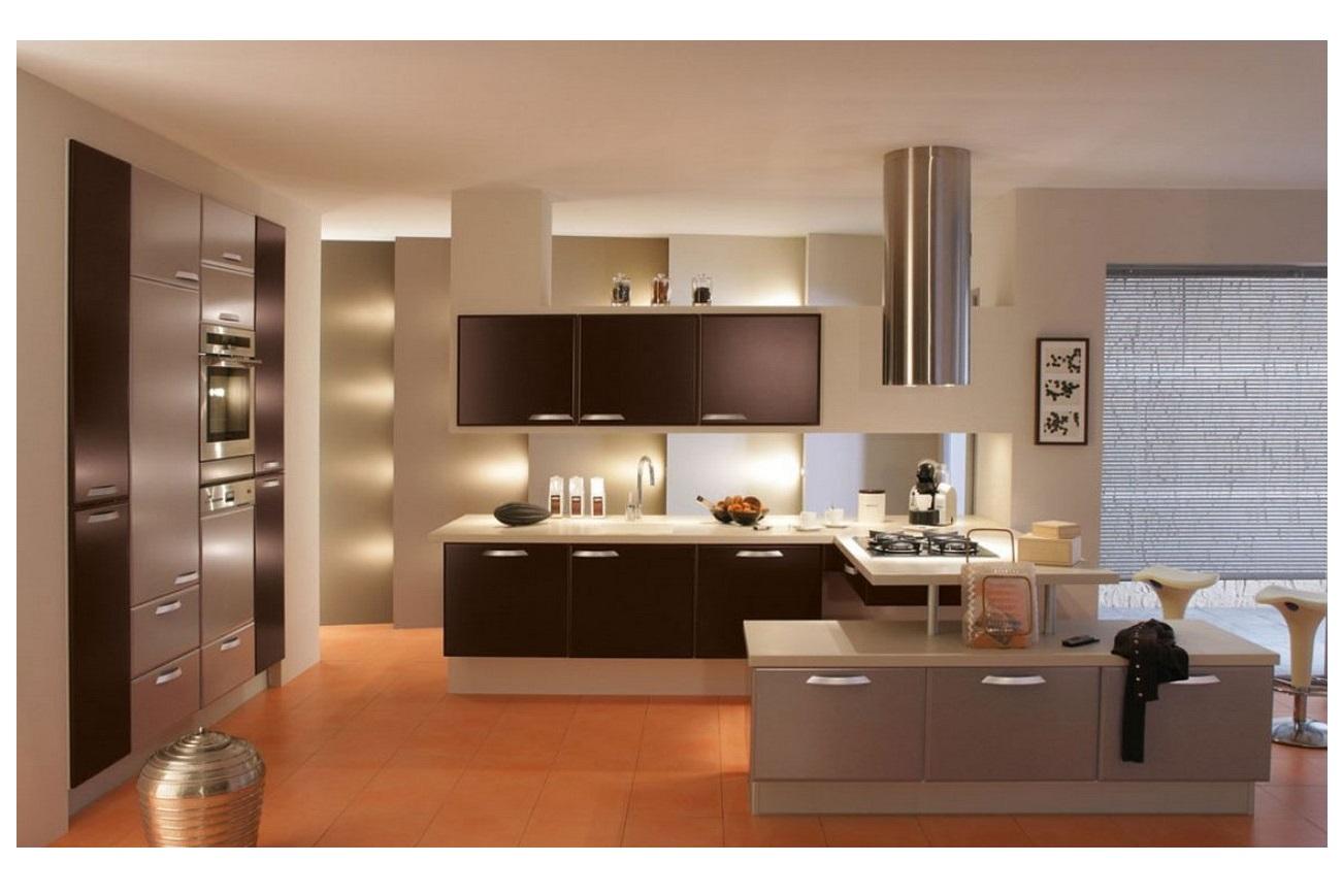 Buat Dapur Anda Terkesan Mewah Dengan 5 Ide Desain Kitchen Set Modis Ini
