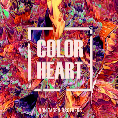"The von Tagen Brothers Unveil New Single ""Color Heart"""