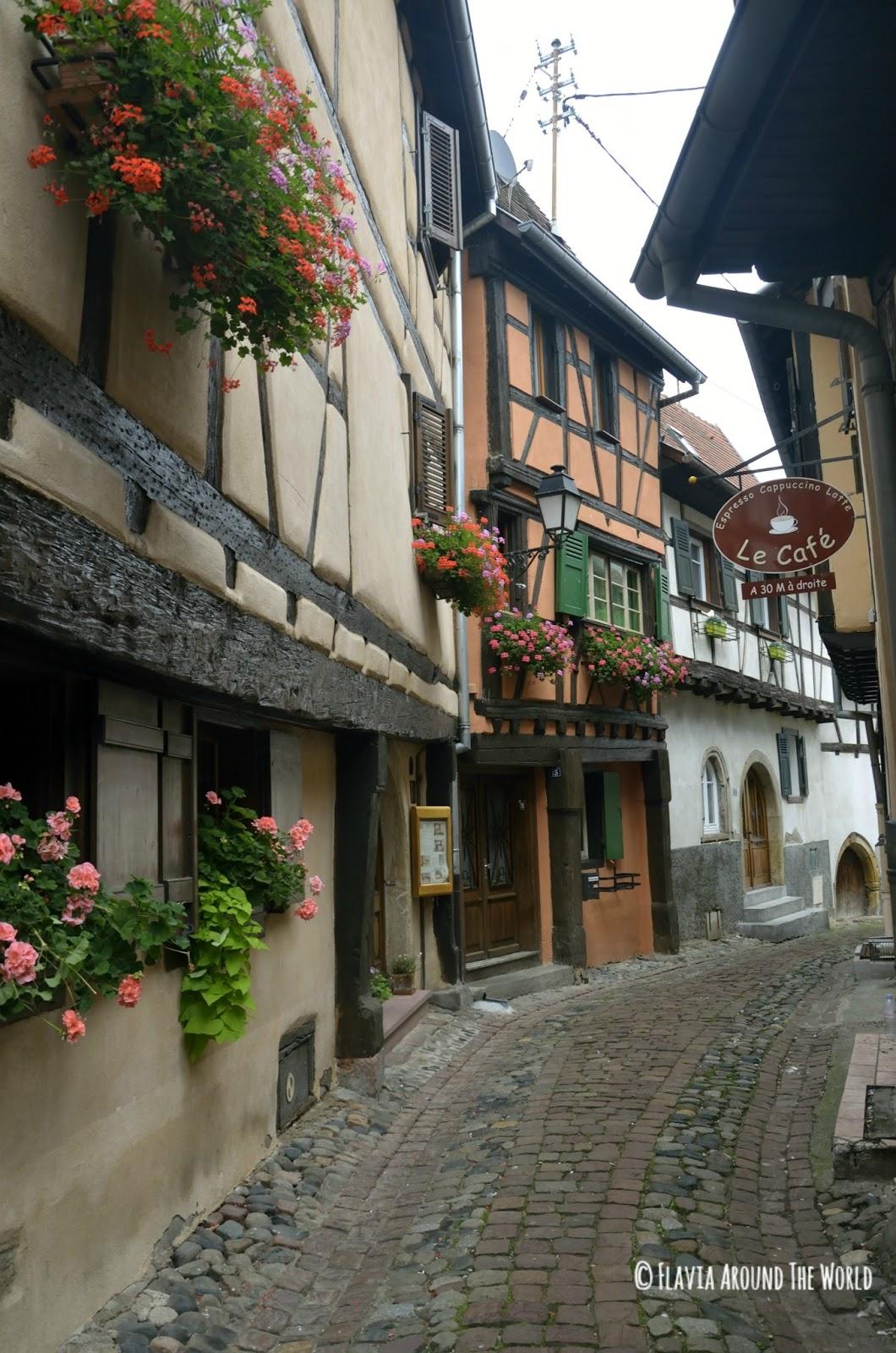 Calle de Eguisheim