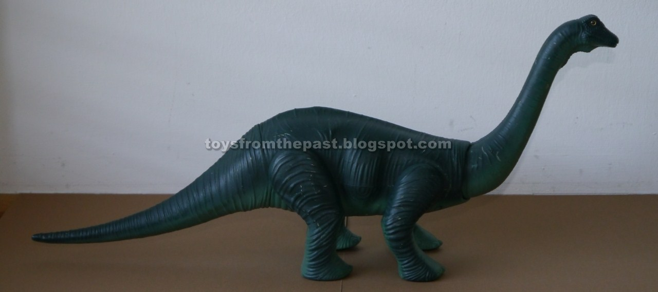 Toys from the past 854 dino riders diplodocus with - Dinosaure diplodocus ...