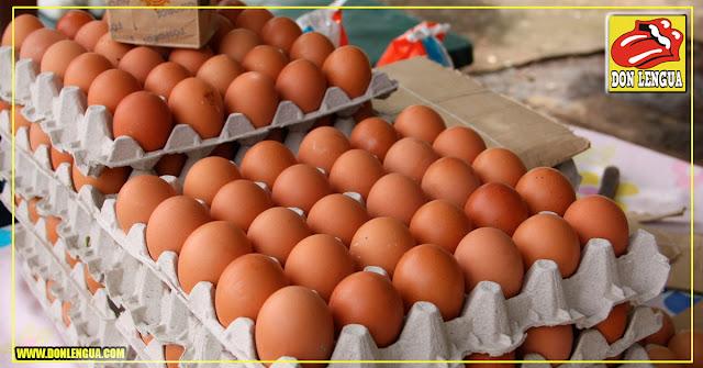 Un sueldo mínimo para comprar un cartón de huevos