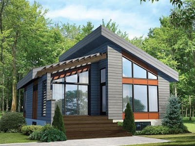 Modern Cottage House Plans