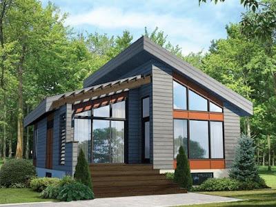 Modern Cottage House Plans