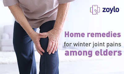 Home Remedies for Winter Joint Pains, Knee Pains, Muscle Aches