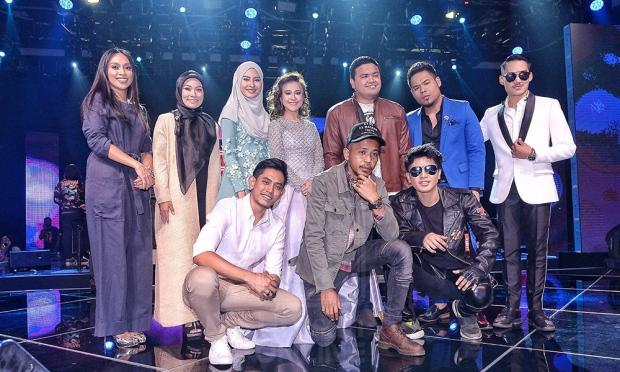 Senarai 12 lagu yang layak ke Anugerah Juara lagu ke 32 (AJL32)