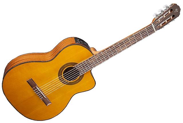 Guitar Classic Takamine GC-1CE