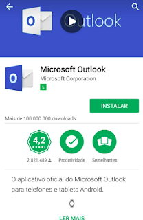 Microsoft Outlook - Como fazer download