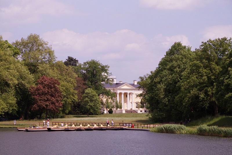 UNESCO-Welterbe Wörlitzer Park & Schloss