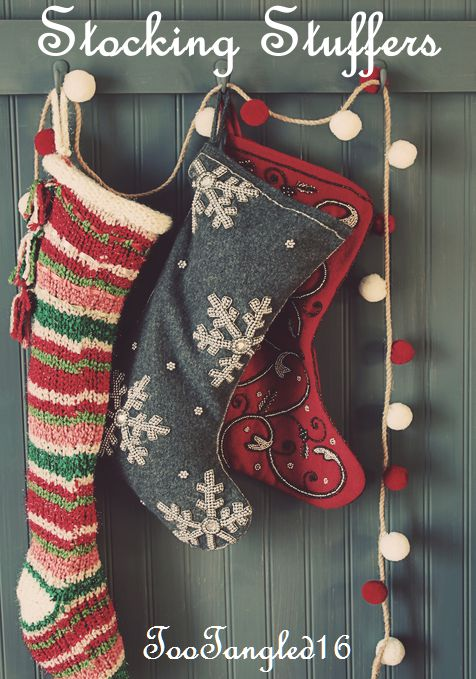 Too Tangled Stocking Stuffer Ideas