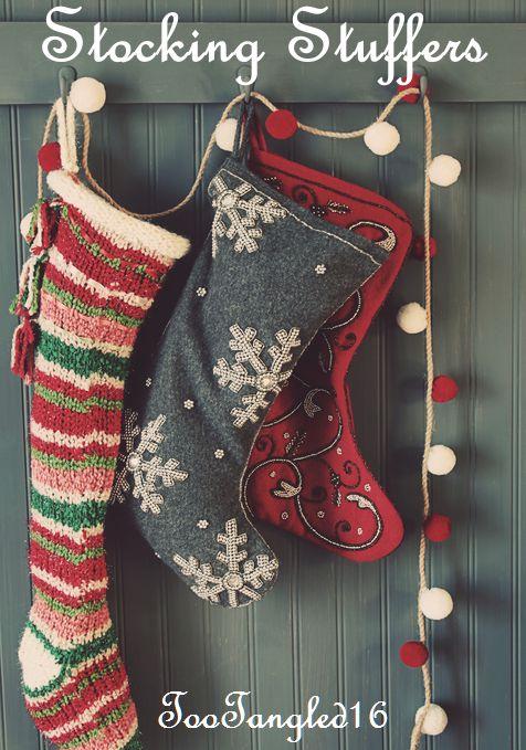 Too tangled stocking stuffer ideas Stocking stuffer ideas 2016