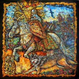 Мир таинственный, мир мой древний. Котиков Виталий