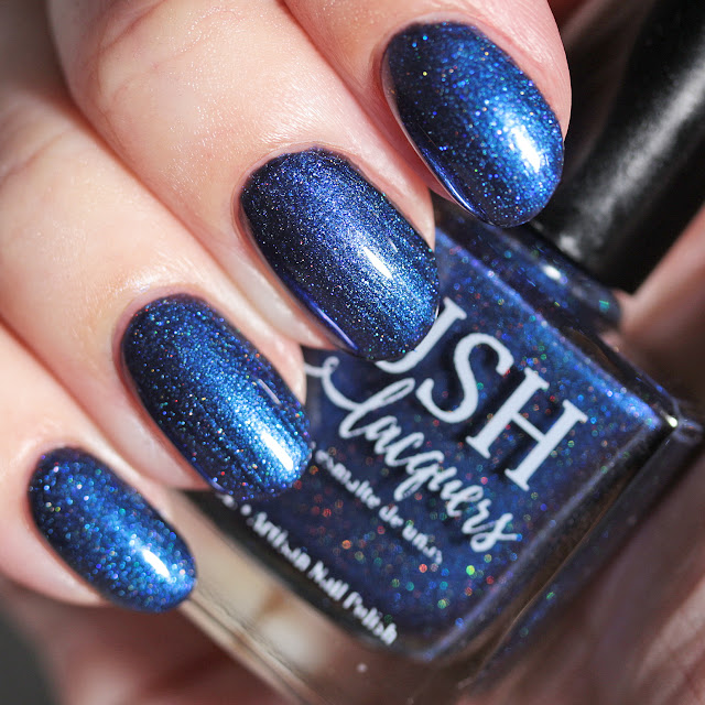 Blush Lacquers Swingin' At the Savoy