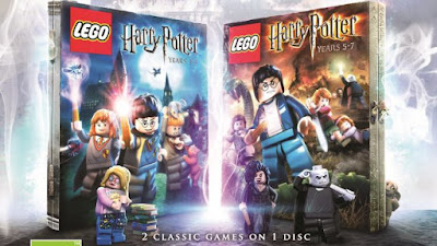 סיקור המשחק LEGO Harry Potter Collection