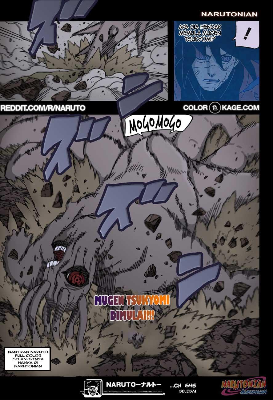 Dilarang COPAS - situs resmi www.mangacanblog.com - Komik naruto berwarna 645 - dua kekuatan 646 Indonesia naruto berwarna 645 - dua kekuatan Terbaru 14|Baca Manga Komik Indonesia|Mangacan
